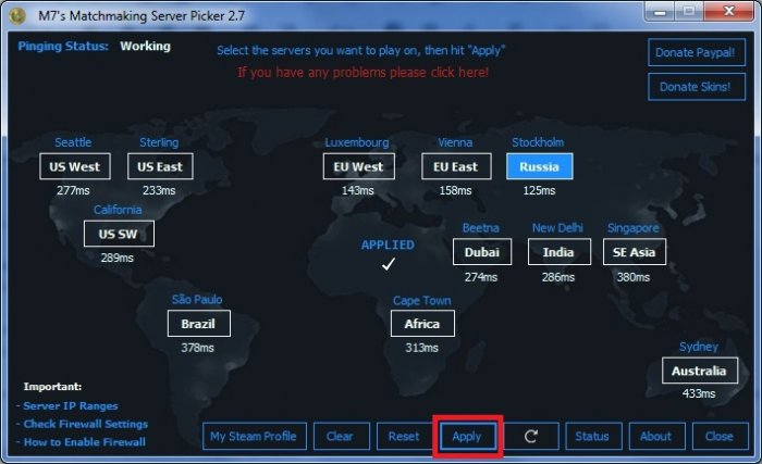 Download matchmaking picker