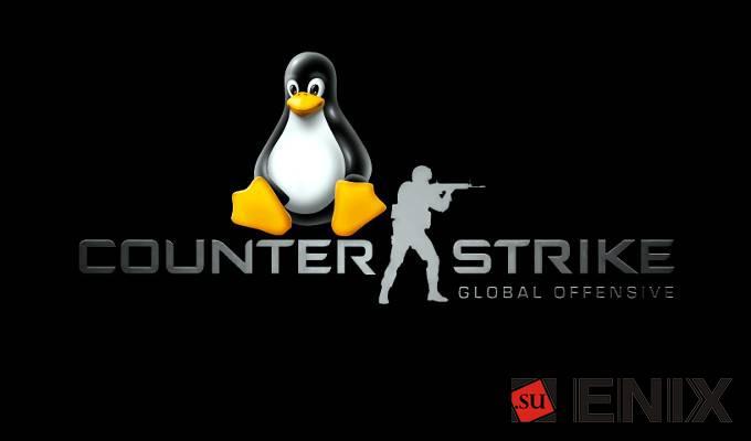 Steam и CS:GO на Linux